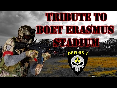 Magfed Paintball South Africa - Tribute to Boet Erasmus Stadium