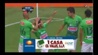 America vs Monterrey 2-3 Jornada 13 Clausura 2012