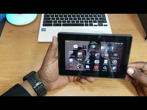 BlackBerry Playbook (Throwback)