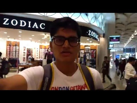 VLog #13 | My First Day in the US | The Longest Day of My Life | That Indian Guy