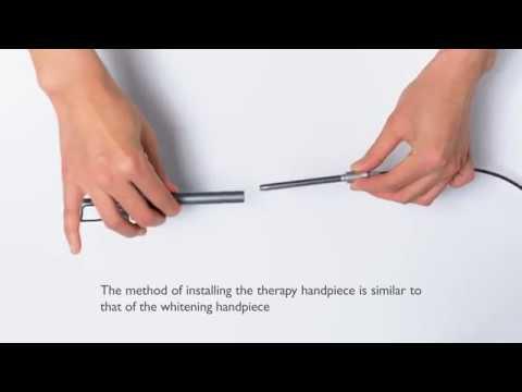 SOLASE dental diode laser - Quick Start Guide