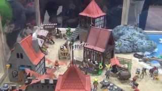 13ª Feria Nacional de Coleccionistas de Playmobil (2014): una feria de cuentos