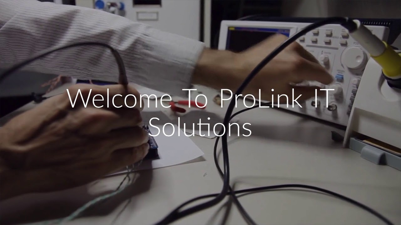 Best It Service At ProLink IT Solutions in Salt Lake City