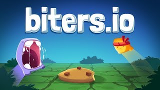 Biters.io | Eat them all in the new io game by Clown Games