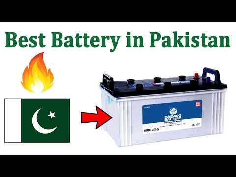 ⚡Daewoo Battery Unboxing & Review | Best Battery for UPS and Solar in Pakistan | Ur pk Consumer