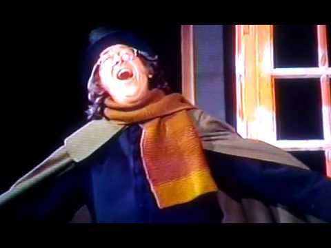 Jim Bullock as Scrooge Singing Brand New World