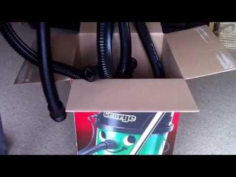 Numatic George Vacuum Gve370 2 Vacuum Cleaner