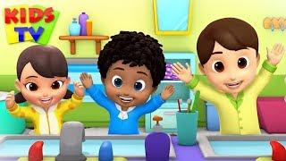 This is the Way | Rhymes for Nursery | Kids Songs | Baby Cartoon Videos | Boom Buddies