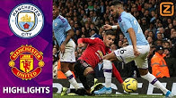 DE SENSATIONELE DERBY VAN MANCHESTER! | Man City vs Man U | Premier League 2019/20 |Samenvatting