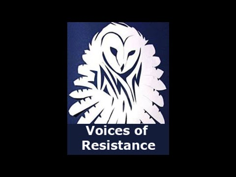 Voices of Resistance-Women in the Resistance-12-6-17