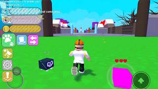 Skull-Slayer322 présente un jeu sur roblox appelé Work at a pizza place!