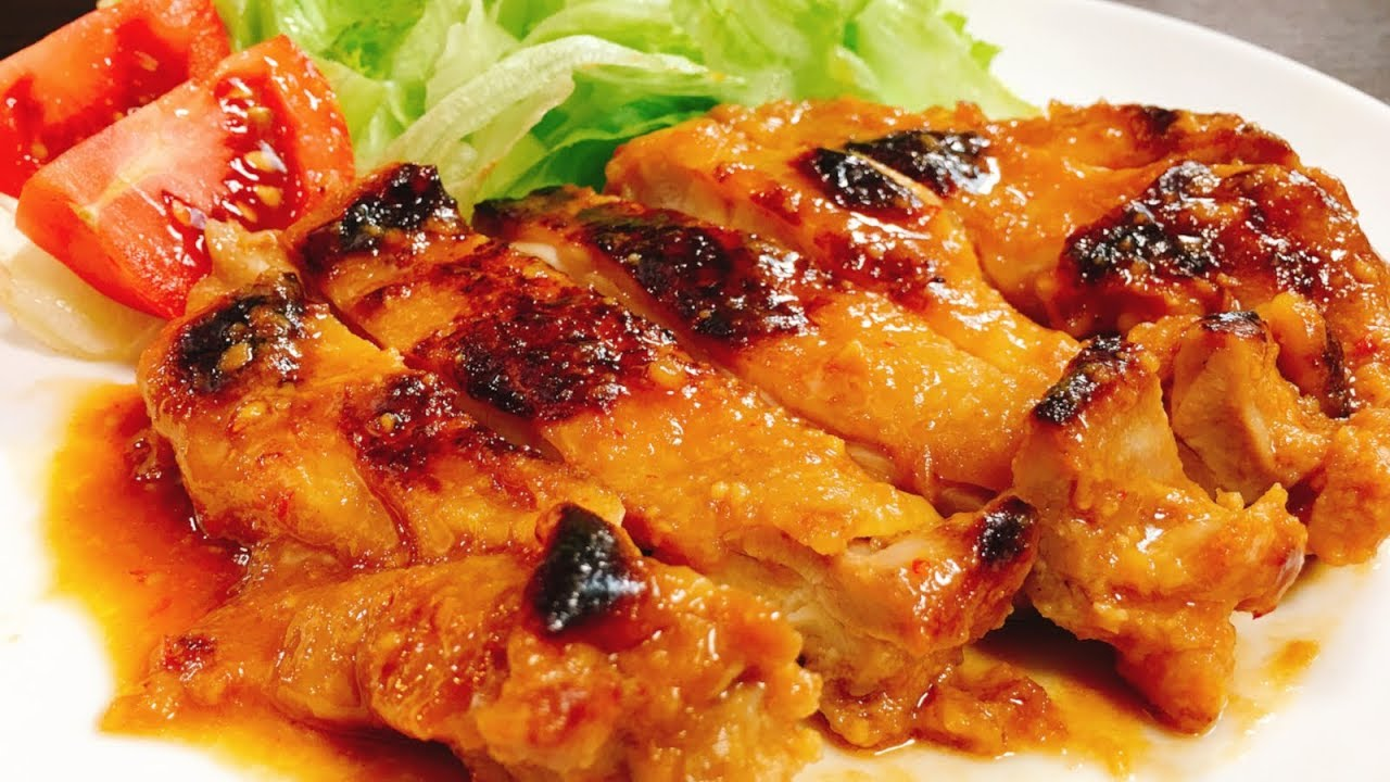モモ レシピ 人気 鶏