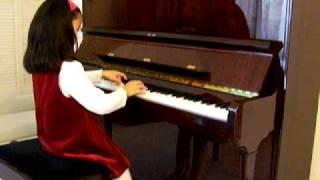 Arabesque  -- Burgmuller (Piano)
