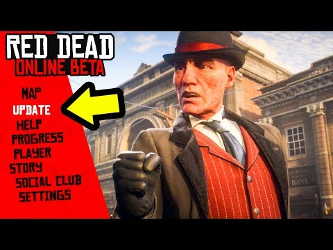 Is The Pinkerton Lawsuit Delaying Red Dead Online Updates? RDR2 Online thumbnail