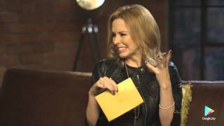 Ten Questions with Kylie Minogue