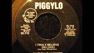 Marvelle Hampton - I truly believe (in love)