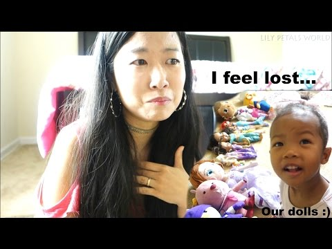 Thumbnail: KOREAN MOM'S CONFESSION - I FEEL LOST. | Our Doll Collection | Family vlog ep. 107