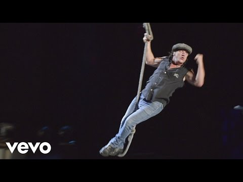 AC/DC - Hells Bells (from Live at River Plate) music