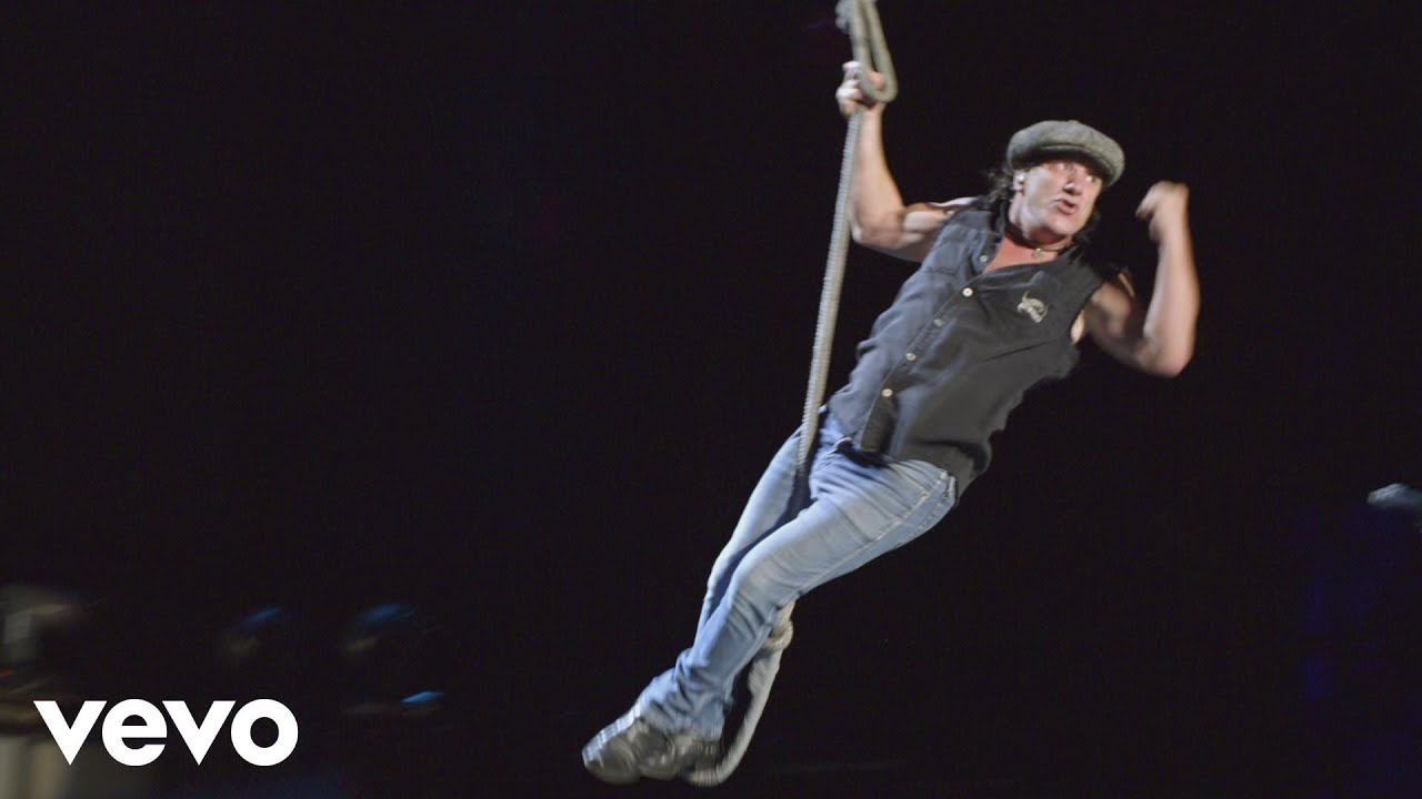 AC/DC - Hells Bells (from Live at River Plate)