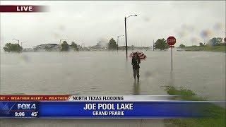 Grand Prairie's Lynn Creek Marina closed due to flooding