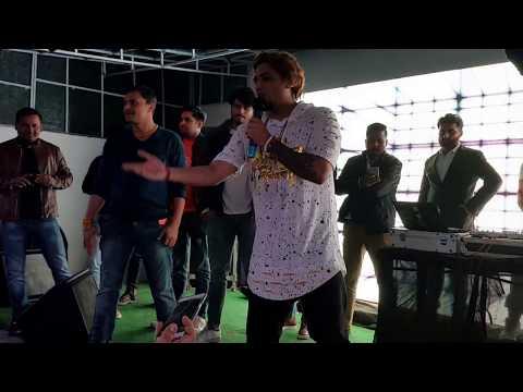 Live Performance -A-kay - Tait Goriye - Ho rati kitta tainu yaad