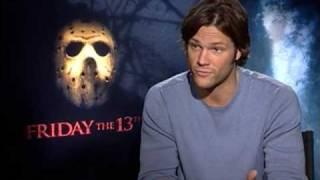 Jared Padalecki de Sobrenatural fala sobre Sexta-feira 13