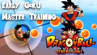 Roblox Dbog Dragon Ball Online Generations How To Get Kaioken Preuzmi