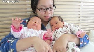 The SWEETEST Moment! - April 18, 2014 - itsJudysLife Daily Vlog