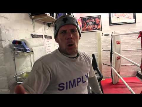 iFL TV VISIT THE GUMSHIELD GYM, ELTHAM GYM TOUR WITH CHAS SYMONDS, RYAN BARRETT & STEVE BARRETT