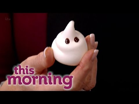 Jo Wheatley's Meringue Ghosts And Apple Cauldrons | This Morning
