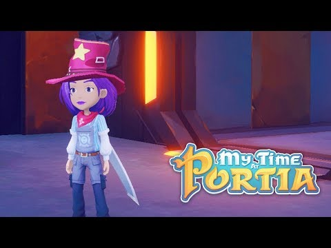 Finding the Secret Room!! - My Time at Portia (Alpha 5.0) – Part 143