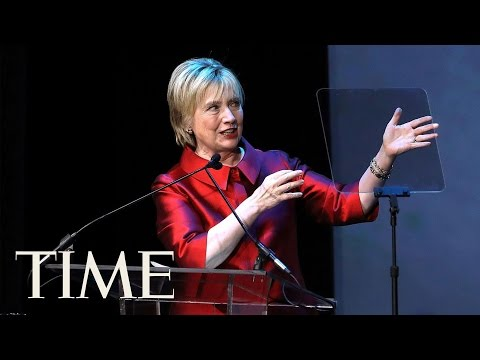Hillary Clinton Honors Women Leaders At Georgetown University | TIME