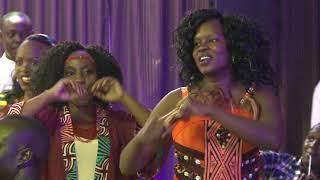 EMMY KOSGEI LIVE IN KAMPALA - UGANDA FUNDRAISING DINNER
