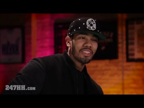 "JR Castro - Working With DJ Mustard on ""Get Home"" & Learning From Him (247HH Exclusive)"