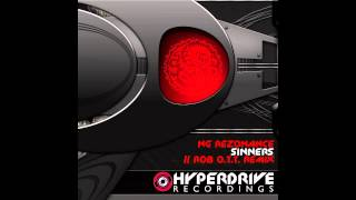 NG Rezonance - Sinners (Rob O.T.T. Remix) [Hyperdrive Recordings]