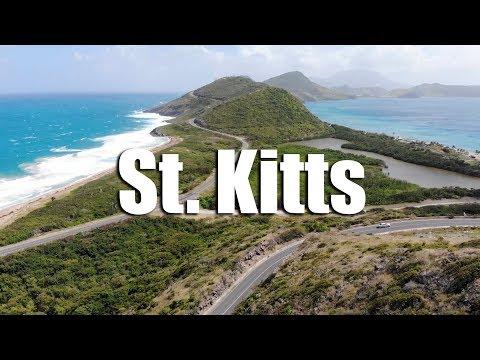 St. Kitts Tour - DJI Mavic Air Review