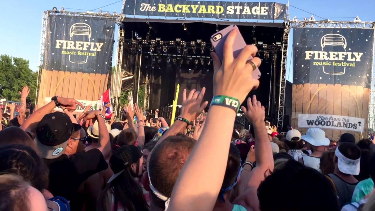 fetty wap firefly festival 2016 youtube