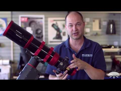 Features of the Orion EON 104mm ED-X2 f/6.25 Triplet Apo Refractor Telescope - Orion Telescopes
