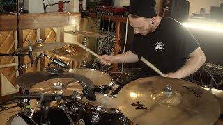 "Oceans Ate Alaska - ""Covert"" Drum Playthrough"