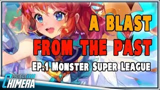 MONSTER SUPER LEAGUE: VISUAL AND AESTHETICS [Project Chimera - A Blast From The Past: Episode 001]
