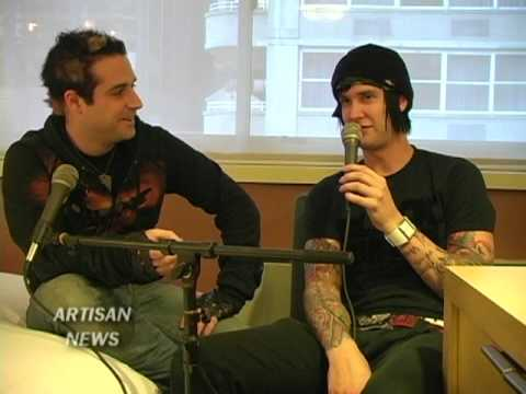AVENGED SEVENFOLD THE REV INTERVIEW TRIBUTE