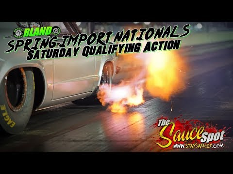 2018 Spring Import Nationals Qualifying Action - Orlando Speed World