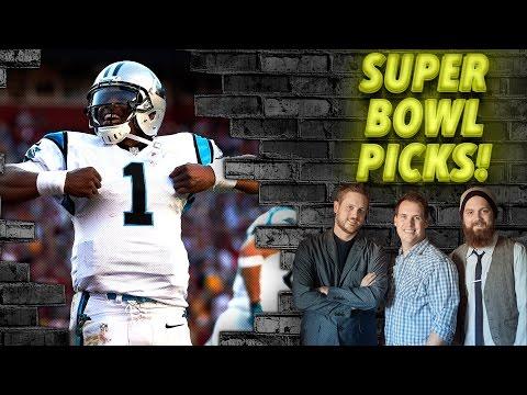 NFL Playoffs 2015-2016: Super Bowl Picks - The Fantasy Footballers
