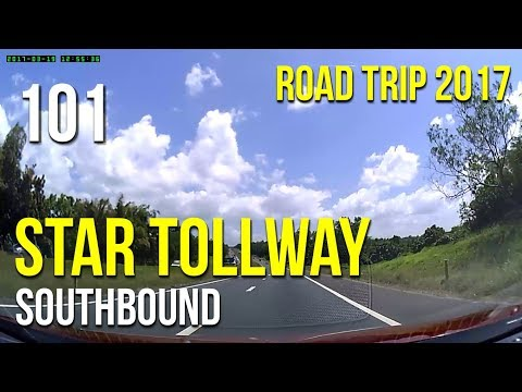 Road Trip #101 - STAR Tollway Southbound (SLEX to Batangas City)