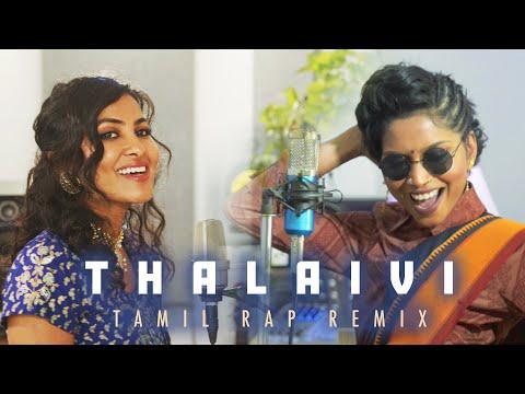 Vidya Vox - Thalaivi (Remix) ft. Navz47 (Official Video)