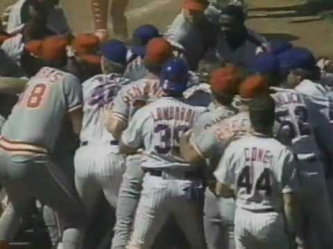 1989 Teufel Dibble Fight - part 1