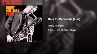 Bark for Barksdale (Live)