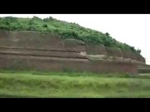 Visit Giant Buddhist Stupa in Lauriya-Nandangarh of West Champaran
