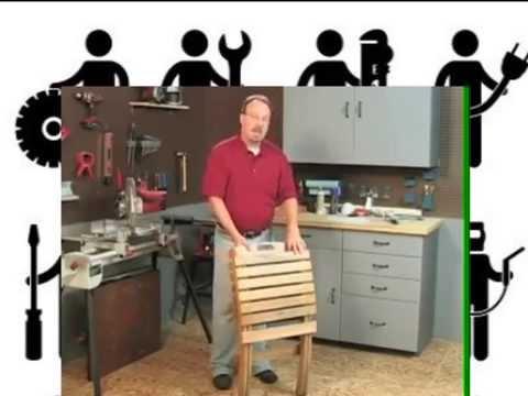 Смотреть Как сделать стул своими руками ,  как сделать стул для кукол,