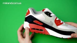 Обзор кроссовок Nike Air Max 90 на Mirand.com.ua